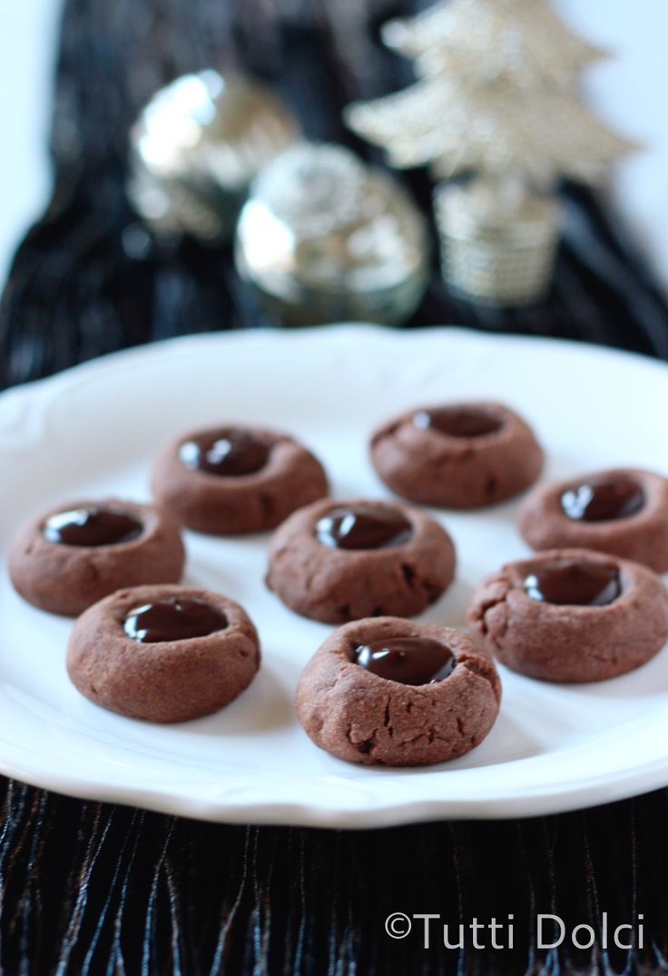 baileys irish cream thumbprints on Tutti Dolci - I live in Newtown, and she mentions it in a respectful way.  I have added this blog to my favorites.