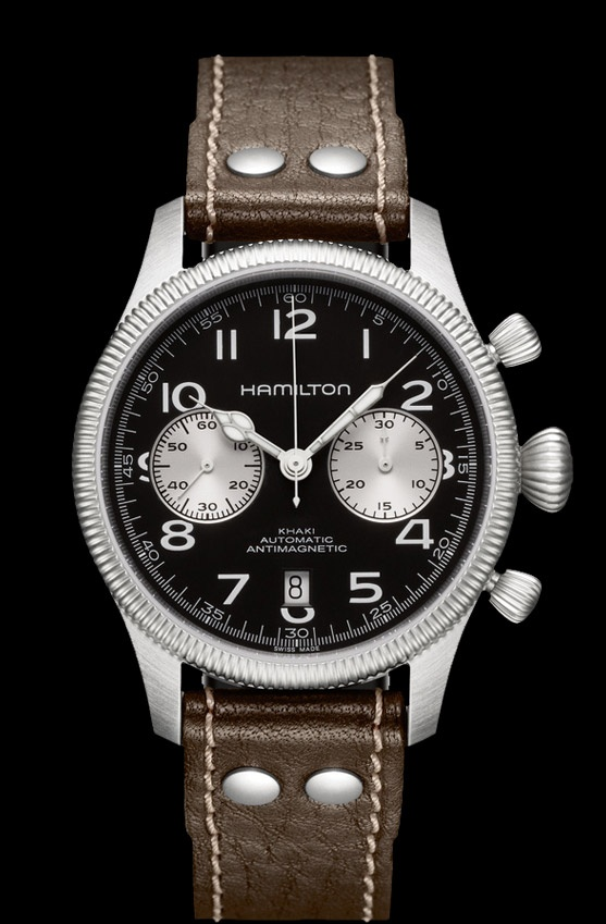 Love this watch - similar to Tutima Flieger Chrono from WW2 days #watches