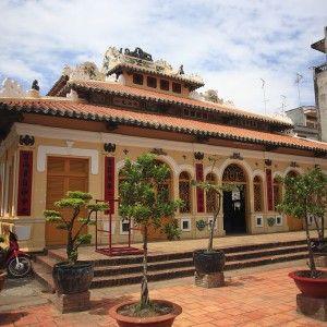 Chau Phu Temple. More at http://www.chaudoctravel.com/2011/09/chau-phu-temple/