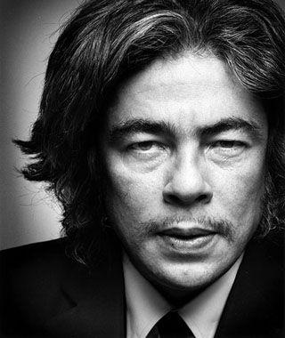 Benicio del Toro by (Antoniou) Platon