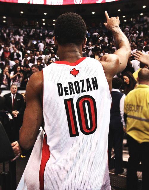 """DeMar DeRozan • """"Toronto"""""""
