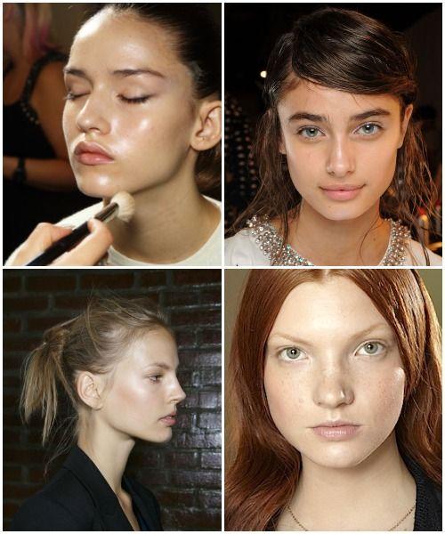Spring 2014 Beauty - Glowing Skin