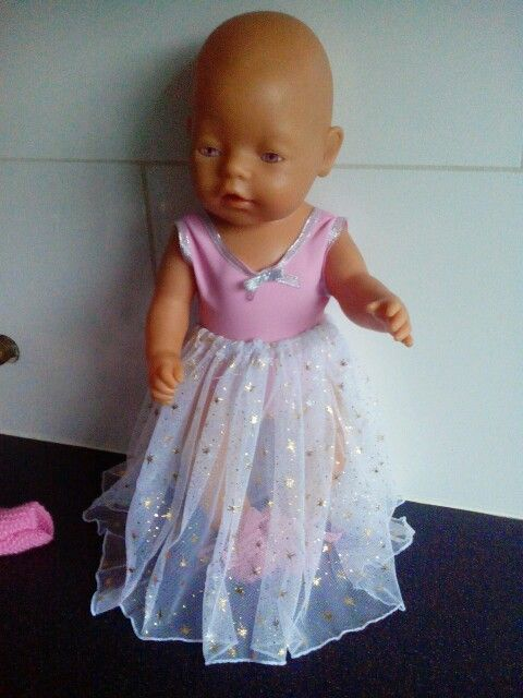 Ballerina outfit - lange overrok