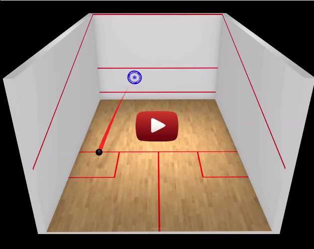 10 Exercitii In Squash, repetitive regulate. Elemente: Backhand, Forehand, Volley, Movement, Drop Shot, Straight Drive, Footwork Voi ce alte elemente ati descoperit?
