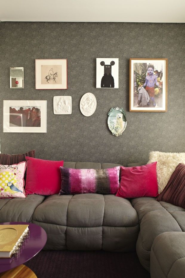 1000 ideias sobre cores da pintura de sala no pinterest for Sala de estar pintura