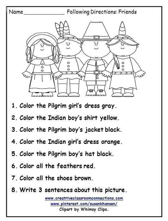 free collection of thanksgiving math worksheets grade 4 1