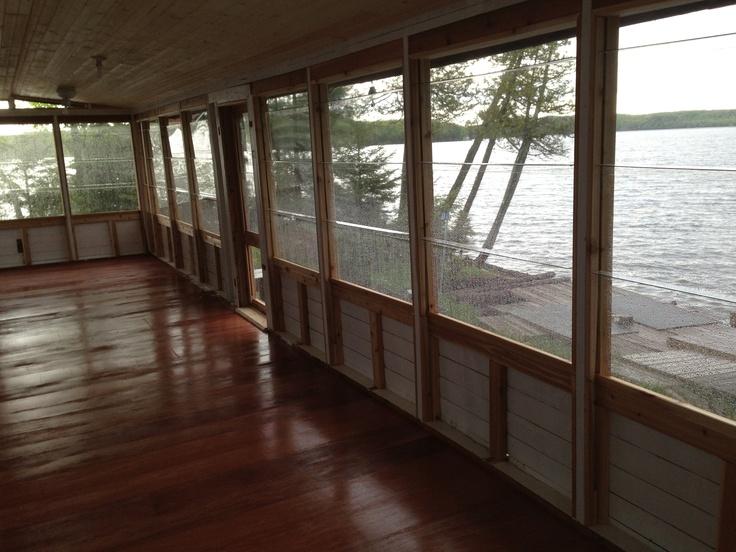 Limerick lake renovation