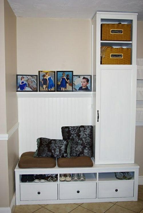 die besten 25 schmaler schrank ideen auf pinterest. Black Bedroom Furniture Sets. Home Design Ideas