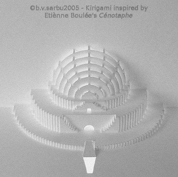 1000 images about papier architectuur on pinterest kirigami