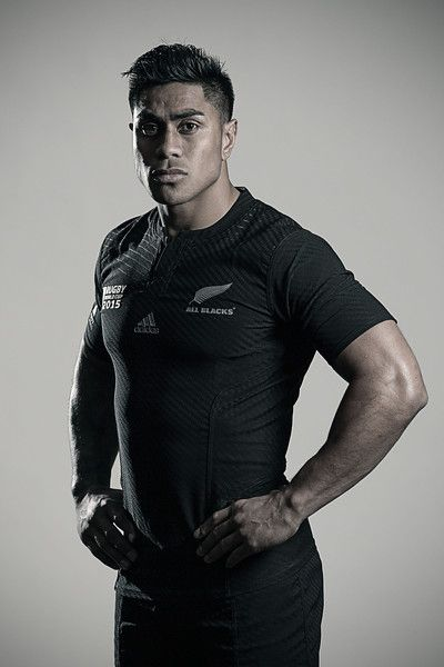 New Zealand All Blacks Rugby World Cup Squad Portrait Session - Pictures