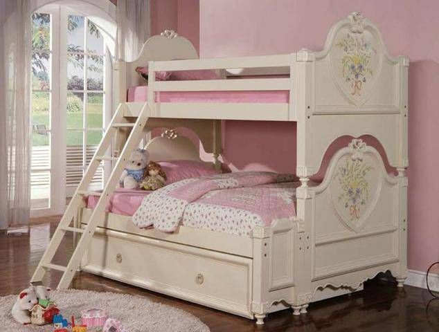 Twin Beds For Sale Doll House Cream Wood Kids Twin Twin