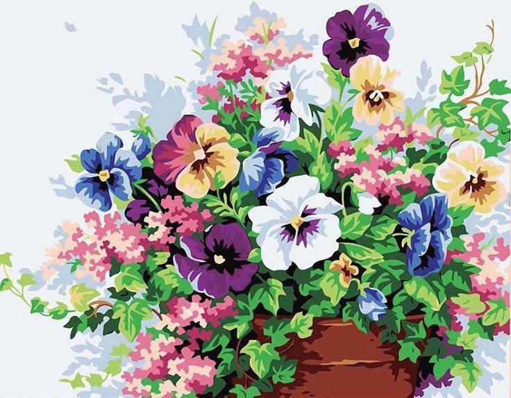миру картинка полотно цветов почему некоторые люди