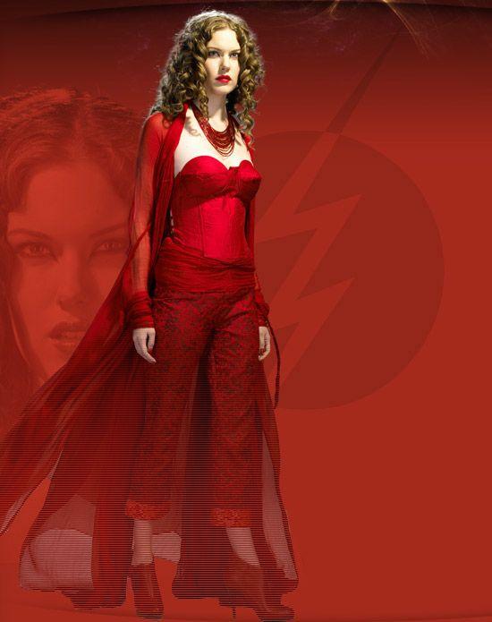 Anna Van Hooft Princess Aura Flash Gordon 2007