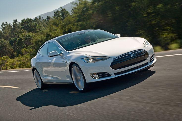 Tesla Model S - sweetest 0-emission 7-seater on the market