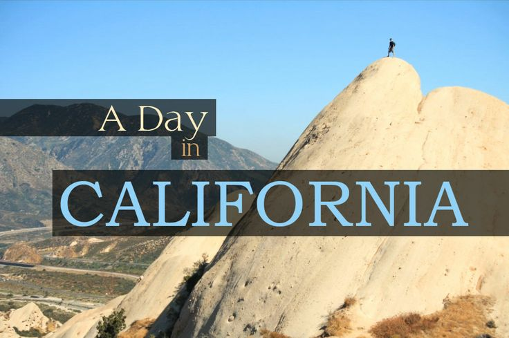 A Day in California on Vimeo