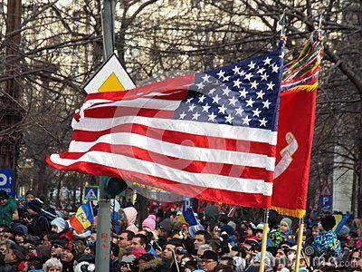 USA militay flag