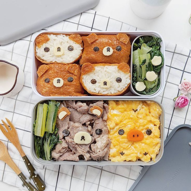 Pin On Character Bento Kyaraben