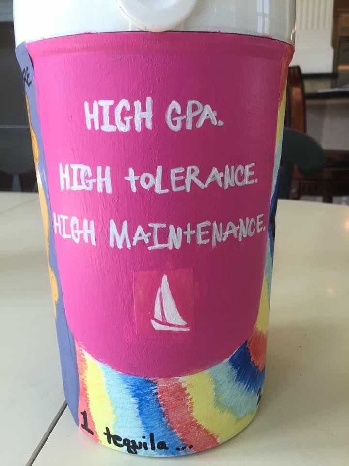 tsm high maintenance chug jug