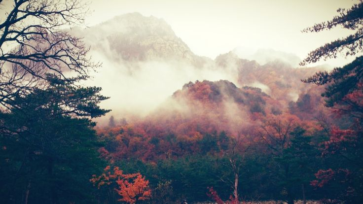 Mt. Seoraksan - Gangwon Province, South Korea