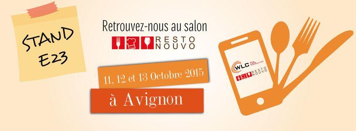 Événement - Resto Nouvo - Avignon - Octobre 2015