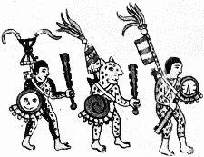 Aztec history warriors