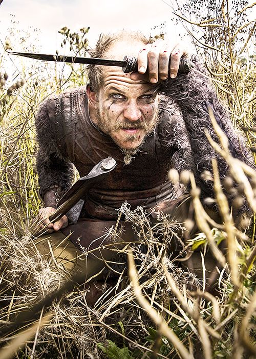 Floki is gifted craftsman whose designs for new, faster longships make Ragnar Lothbrok's desire to sail to the west possible. Floki is a good friend to Ragnar and also an eccentric and incorrigible trickster. He frequently entertains his friends with his antics, but he is also a devoted follower of the will of the gods, even considering offering himself up for sacrifice at one point.