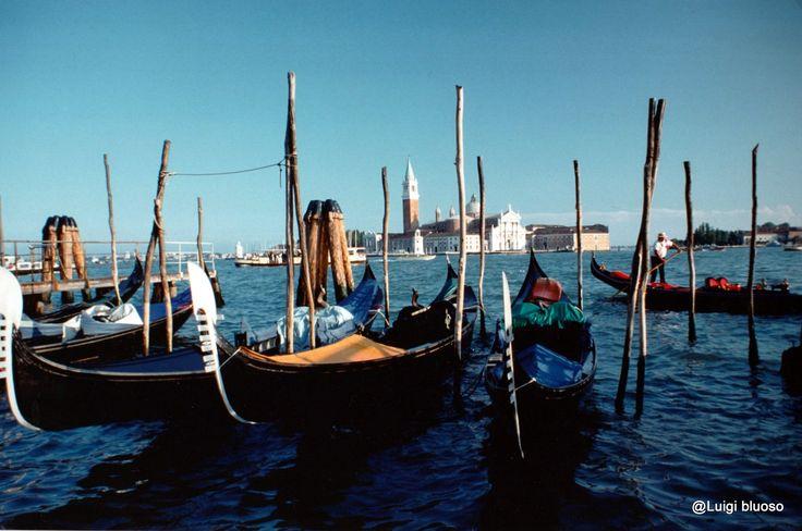 Venezia e San Giorgio by L.Spagnolo