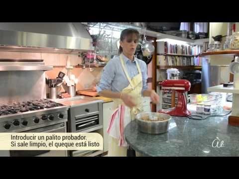 Ali - Para tu cocina: Queque de zanahoria Blanca Flor - YouTube