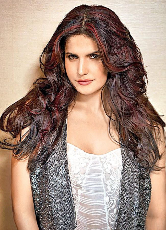 Zareen (Zarine) Khan #Style #Bollywood #Fashion #Beauty