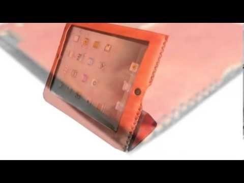 Κόκκινη Θήκη για iPad 4 Retina