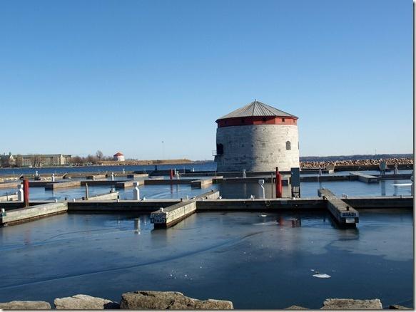 Martello Tower in Kingston, Ontario