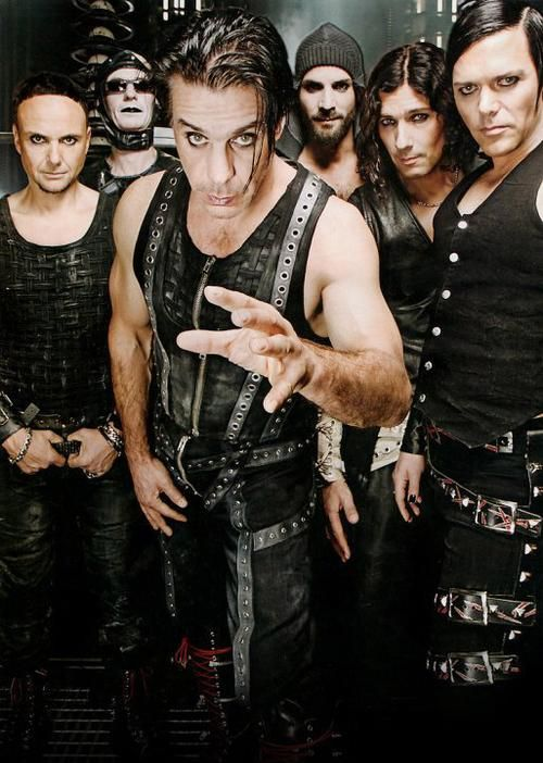 rammstein. Take is how you seem. Still a fing good band
