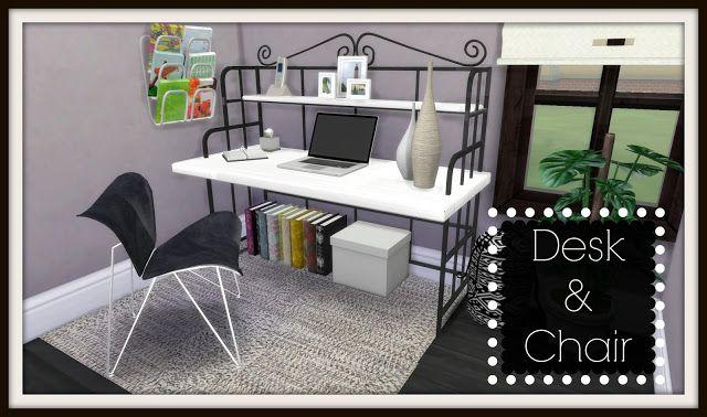 TS2 to TS4 - Office: Desk