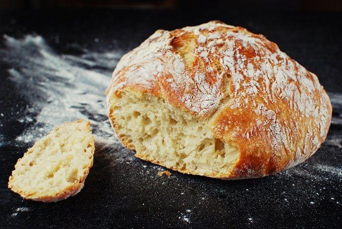 FoodLover: Testuju: Chléb bez hnětení