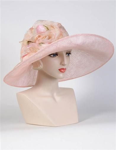 116ab08f Ladies Tea Party Hats- Make or Buy Victorian Hats Louise Green Kensington  Garden Picture Hat $425.00 AT vintagedancer.com