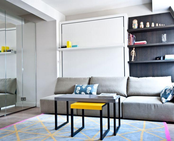 Лондонская квартира площадью 25 кв. метров - 0 - 1