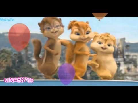 Funny - happy birthday song chipmunks - YouTube