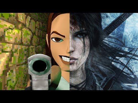 Tomb Raider - Complete Graphics Comparison (PS4/Xbox One/PC/PS3/Xbox 360) - YouTube
