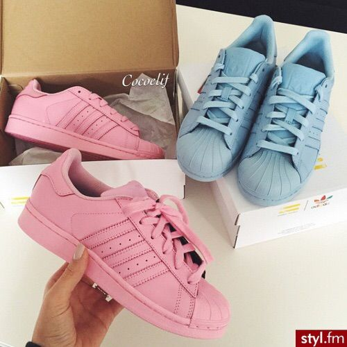 Adidas Superstar Berlin Rosa