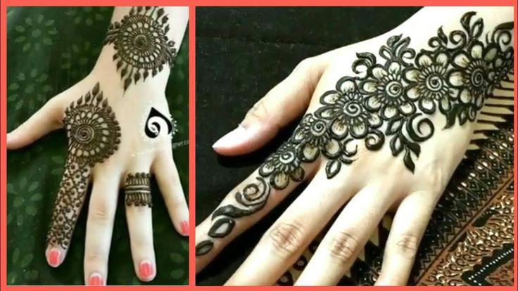 Easy Mehndi Designs | Latest Mehndi Design | Design of mehndi https://youtu.be/fLP0ovuSAIQ