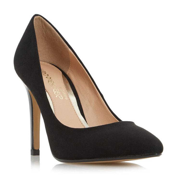 HEAD OVER HEELS LADIES ALICE - Pointed Toe High Heel Court Shoe - black | Dune Shoes Online