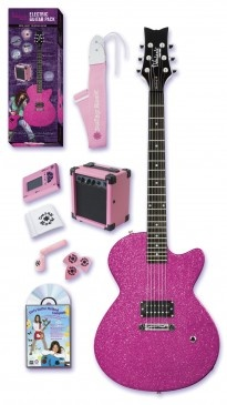 Daisy Rock Debutante Candy Electric Guitar Pack Buy Now
