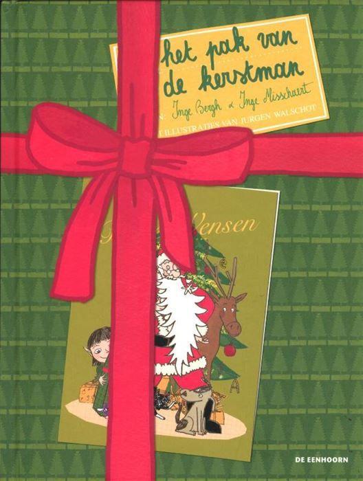 Het pak van de kerstman | Kerstboeken