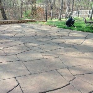 Stamped Concrete Patio Stamped Stained Concrete Deck Pool Deck Builder  Aquacrete | Pool Designs | Pinterest | Pools, Concrete Patios And Stamped  Concrete