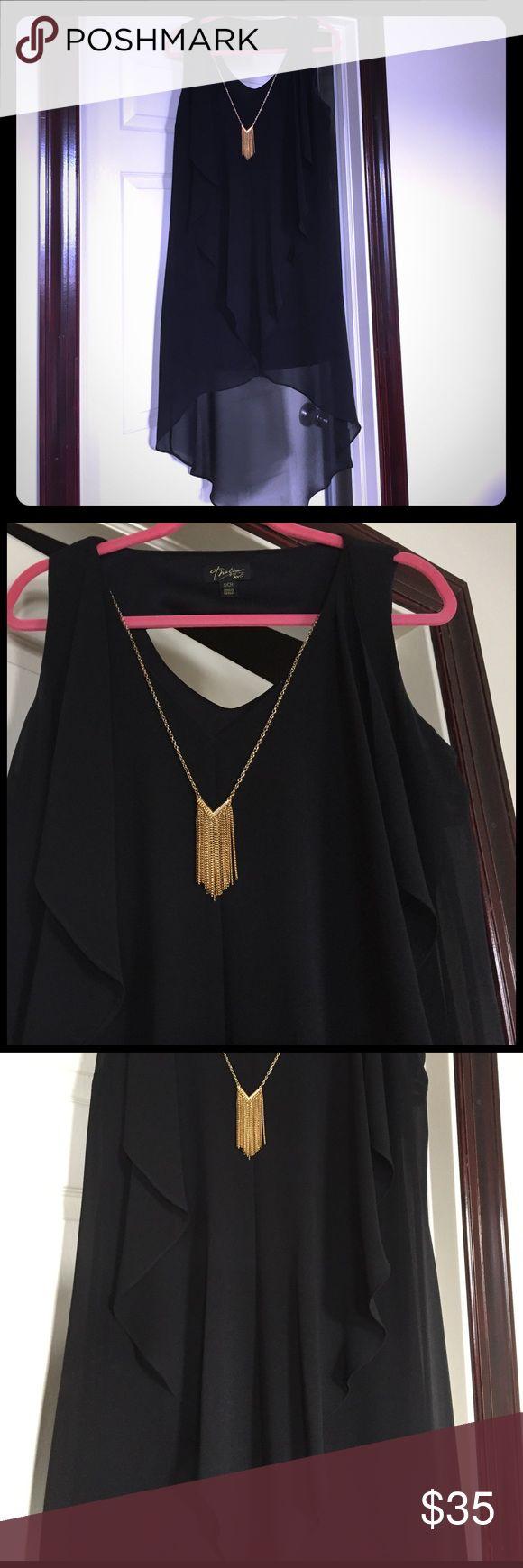 Thalia Sodia black dress Small. NWT Perfect condition Thalia Sodi Dresses