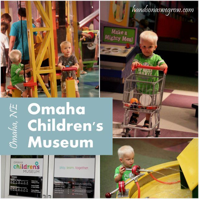 A family vacation spot: Omaha, Nebraska. What to see, where to eat.