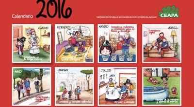 Calendario escolar 2015-2016 ~ Orientación en Galicia