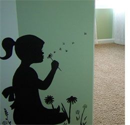Decorating with wall murals