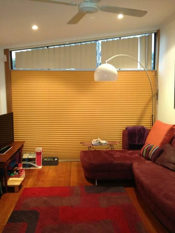 These honeycomb blinds are super insulators, well priced and come in many colours. Minimal light gaps on the sides, unlike roller blinds. Available in top down/bottom up dual corded as well as standard corded, cordless, chain, dual corded - Day/Night with opaque and a semi-opaque combined. Its not hard to see why these blinds have become incredibly popular, with many happy customers!!