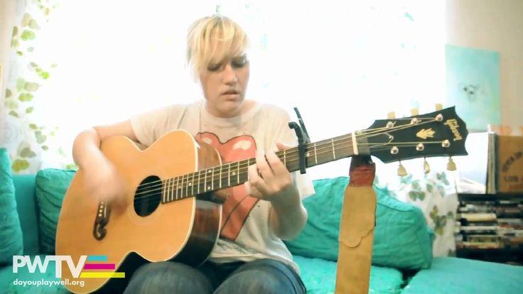 """Sarah Jaffe - """"Clementine"""" (Acoustic Session) (+lista de reproducción)"""